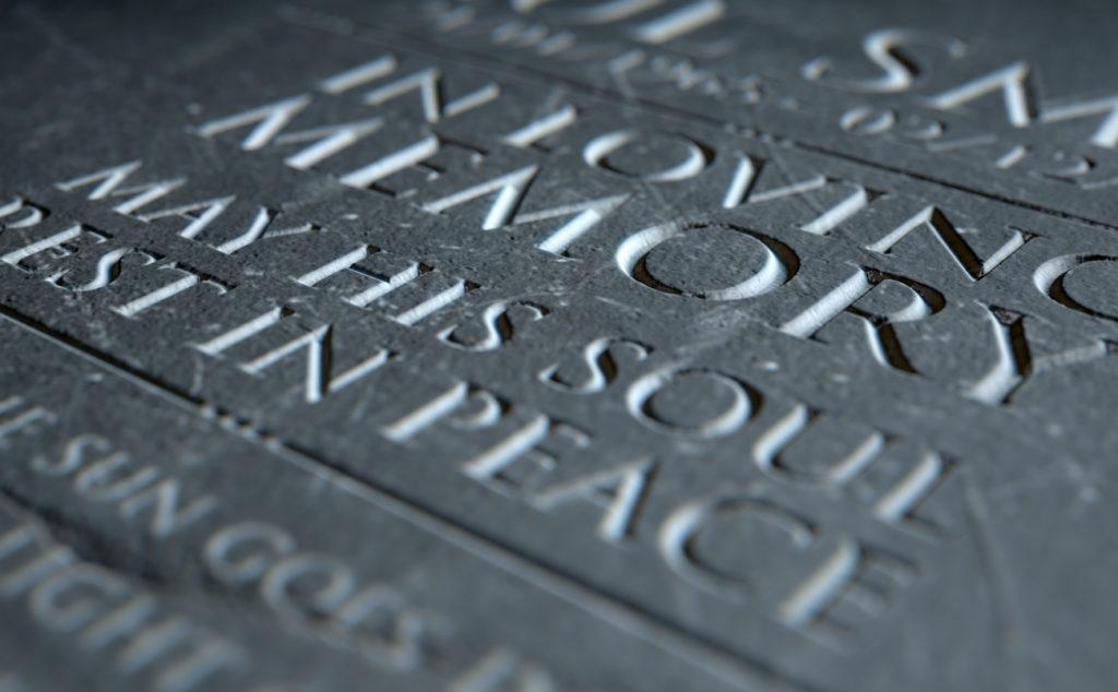 Added Inscriptions Memorials